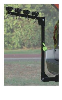 HD 4 BICYCLE RACK Trailer Hitch BIKE CARRIER Car & Truck Rac