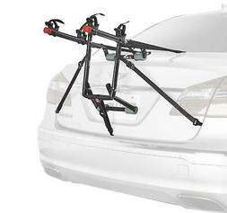 Trunk Mounted Car Bicycle Rack 2 Bike Transport Holder Brack