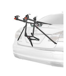 Allen Sports Deluxe 2-Bike Carrier Trunk Rack w/Side Straps