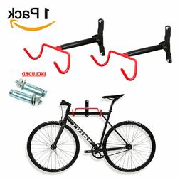 Mountain Bike Storage Wall Mounted Holder Rack Stands Bicycl