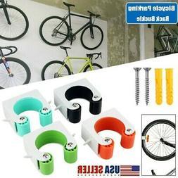 US Bike Wall Mount Hook Indoor Bicycle Storage Parking Rack